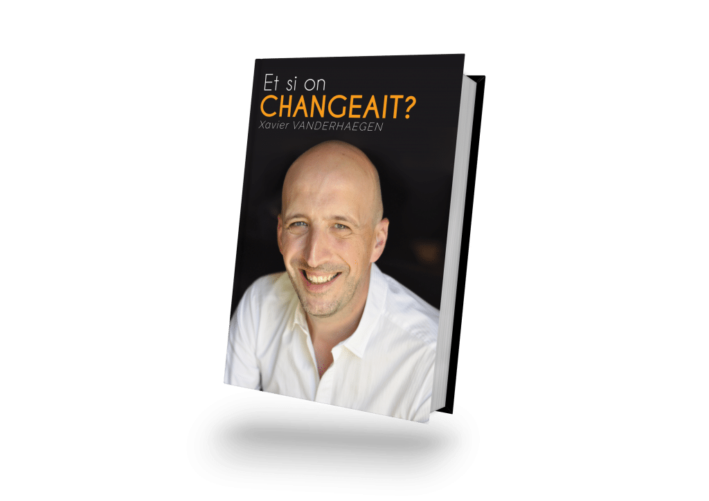 Xavier Vanderhaegen - mon livre